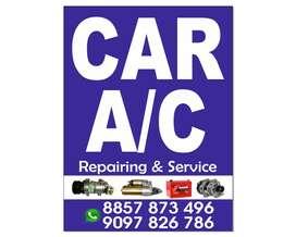 CAR A/C Repairing