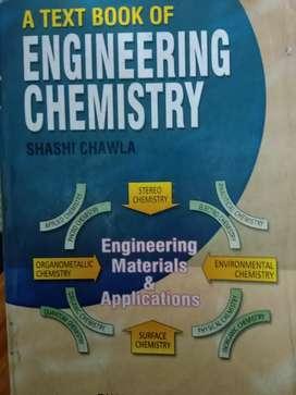 Engineering chemistry by Shashi chawla