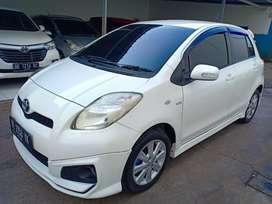 Toyota Yaris 1.5 E up TRd manual 2012 istimewa tt agya alya