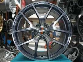 Velg Modif Mercy BIELEFELD 19X85-95 pcd5x112 HSR Wheels kingdom