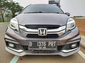 Mobilio RS AT 2014 Greey