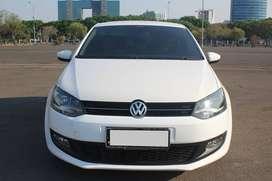 VW POLO 1.4 AT PUTIH 2012 - GOOD CONDITION