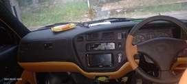 Toyota Kijang kapsul LGX restorasi