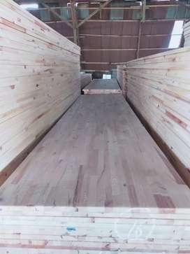 Dijual kayu papan sambung jati belanda