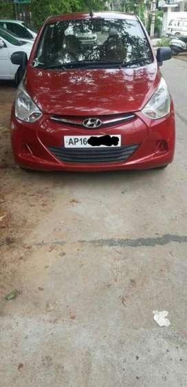 Hyundai Eon D-Lite + LPG, 2013, LPG