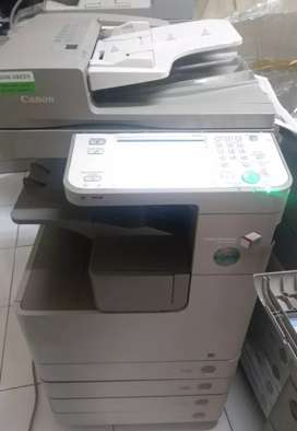 Mesin Fotocopy Canon tersedia featurs print scan Free Alat IR Advance