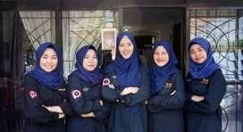 OPEN RECRUITMENT Boarding School Property Bandung Selama 12 Bulan