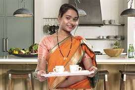 no charges urgent hiring for female maid cook