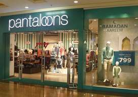 Pantaloons hiring freshers and experienced , male and female candidate