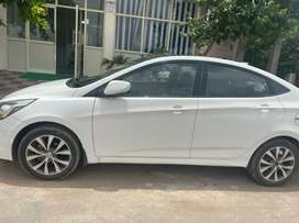Hyundai Verna 2017 Petrol Good Condition