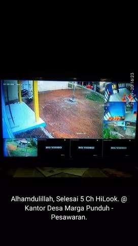 Paket CCTV HILOOK 2mp