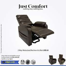 Imported Motorized Recliner LRE 69 (High Life)