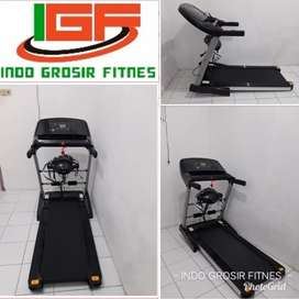 Alat fitnes treadmill elektrik Sports kode i8 IGF Semarang