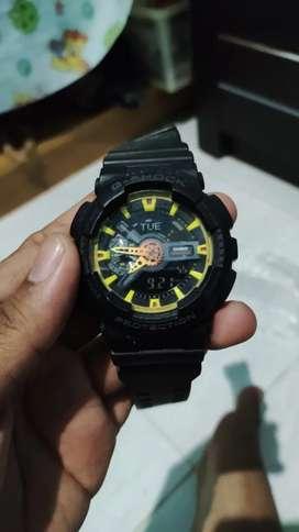 G-Shock GA-110BY Full Set Original