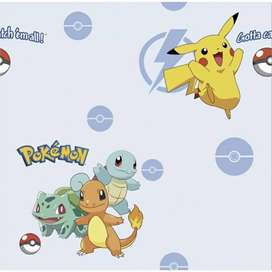 Wallpaper Pokemon 45cm x 10m