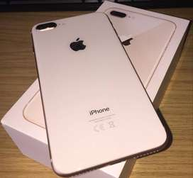 apple  i  phone  8  plus 256  gb