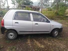 Alto car for