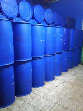 Drum Gentong Plastik Penampung Air Mandi Dapur
