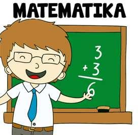 kursus/les matematika