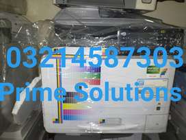 To Color reduce the number of unnecessary prints/copies, Photocopier