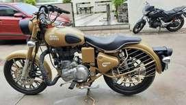 Royal Enfield Classic 500cc Desert