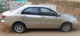 Toyota Corolla 2008 CNG & petrol 90000 Km Driven