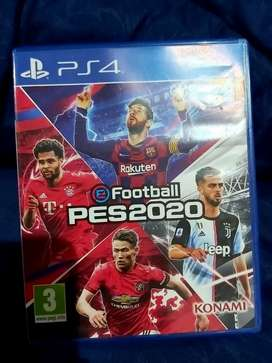 CD Game Original PS4 Pro Evolution Soccer 2020