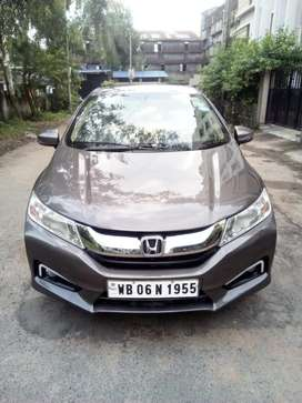 Honda City V, 2016, Petrol
