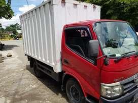 Toyota Dyna 115 ST Diesel 4 Roda Box Tahun 2014