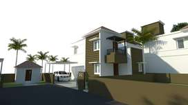 Reserve your Villa now | 1165 sqft villas @ Kallepully, Palakkad
