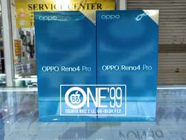 OPPO RENO 4PRO Ram 8Gb/256Gb HCI Aeon Kreditplus promo 0%