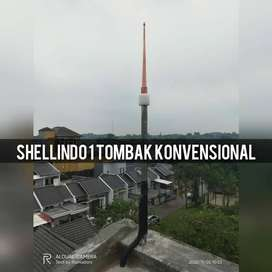 Pasang Penangkal Petir Pameungpeuk Bandung Jasa Toko Pemesanan Only