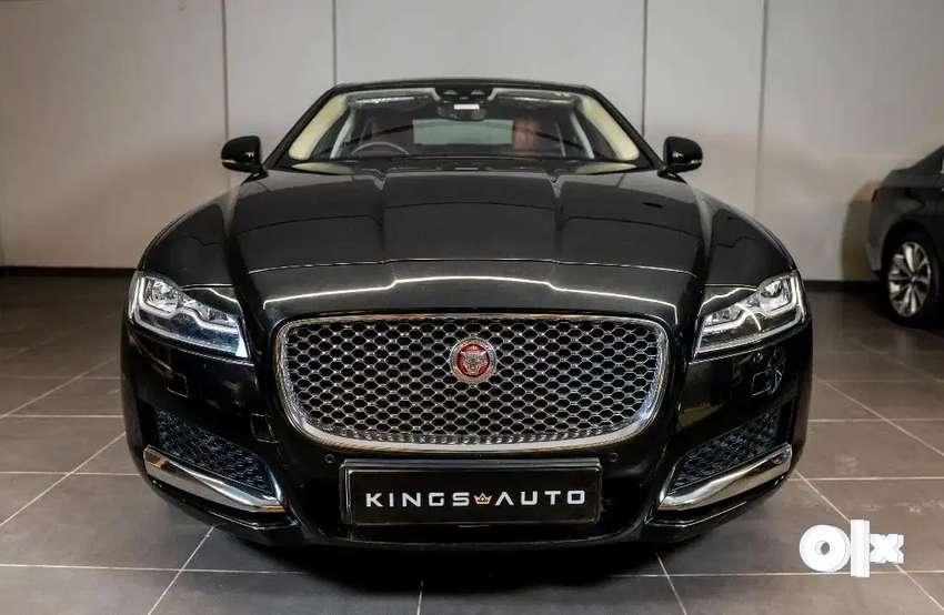 Jaguar XF Portfolio 2.0, 2019, Petrol 0