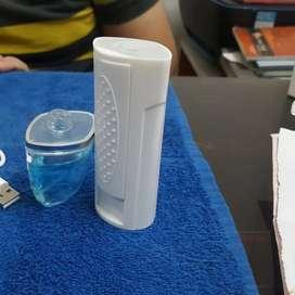 Electronic uv rays sanitizer