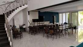 Rumah Usaha Jalan jemursari Nol jalan  3D7j