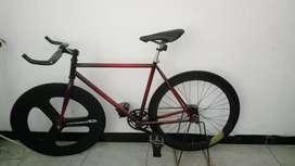 Dijual cepat sepeda fixie