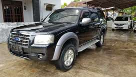 Ford everest xlt 2008 TDCI matik