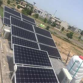 Home Power Solution, 6Kva Solar Home System with Installation
