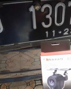 alarm remot kamera mundur sensor parkir peredam power window audio led
