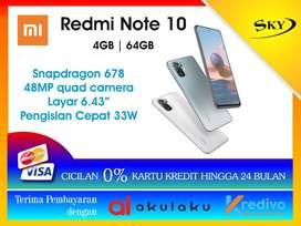 Xiaomi Redmi Note 10 4/64GB