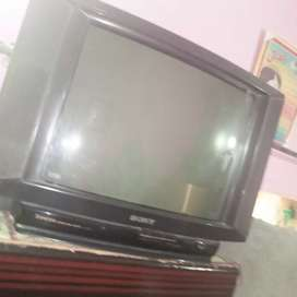 Sony TV and used available 6 year old