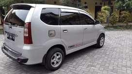 Avanza tipe G 2005