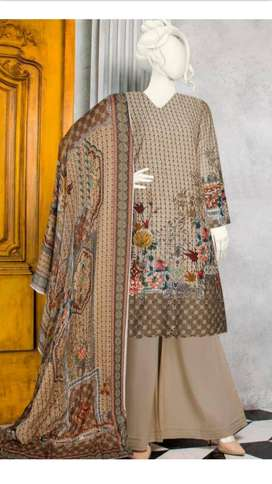BIN NISAR winter collection free delivery