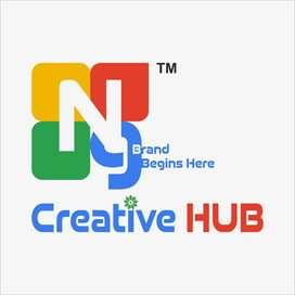 NG Creative Hub (complete any designing)