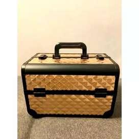 MAKEUP CASE/BOX MAKEUP/KOPER MUA/KOPER SULAM ALIS DAN EYELASH