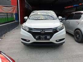 Honda HRV 1,5 E CVT matic th2016 putih mutiara eks pribadi siap pakai