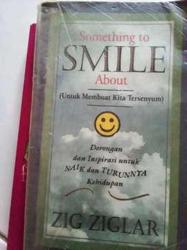 Buku ini berjudul Something To About Smile About