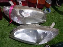 Headlamp vios 2004