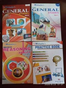 MAHENDRA'S Competitive Exam Guide Books