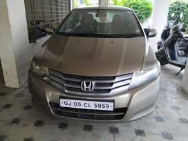 Honda City 1.5 V MT Exclusive, 2009, CNG & Hybrids